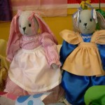 Dressed rabbits