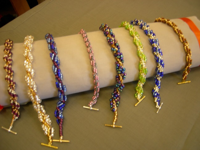 WovenBead Bracelets